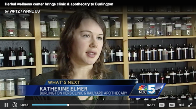 Kate on NBC5